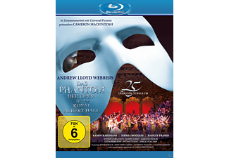 Das Phantom der Oper - 25th Anniversary [Blu-ray]