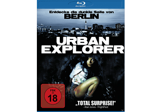 Urban Explorer [Blu-ray]