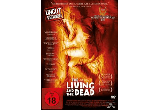 The Living And The Dead-Uncut Version - (DVD)