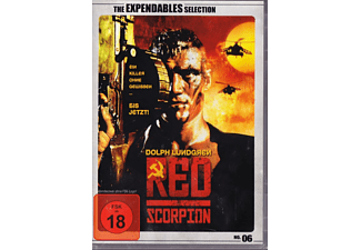 Red Scorpion - The Expendables Selection - (DVD)