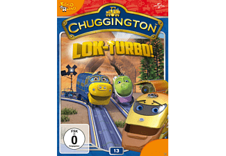 Chuggington - Lok-Turbo! (Vol. 13) - (DVD)
