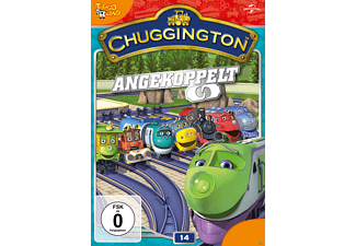 Chuggington - Angekoppelt (Vol. 14) - (DVD)