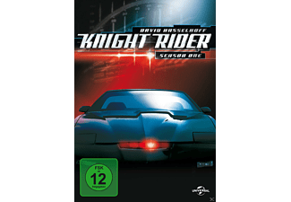 Knight Rider - Staffel 1 [DVD]