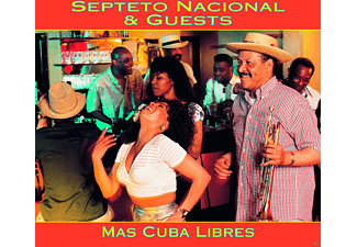 Septeto National - Mas Cuba Libres - (CD)