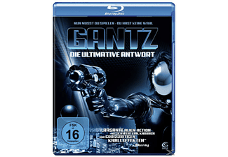 Gantz - Die ultimative Antwort Special Edition - (Blu-ray)