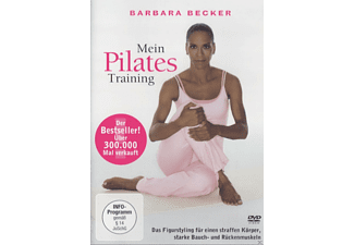 Barbara Becker - Mein Pilates Training [DVD]