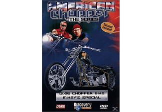 Dixie Chopper Bike Mikey's Special [DVD]