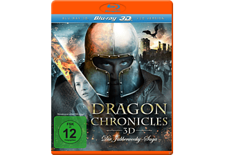 Dragon Chronicles - Die Jabberwocky Saga 3D - (3D Blu-ray)