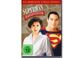 Superman - Staffel 4 [DVD]