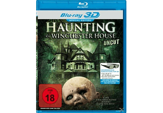 Haunting of Winchester House in 3D [3D Blu-ray]