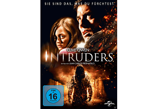 Intruders - (DVD)