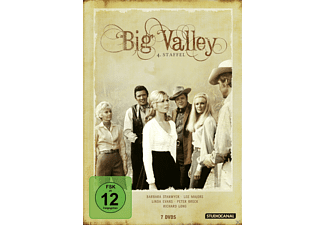 Big Valley - Staffel 4 [DVD]