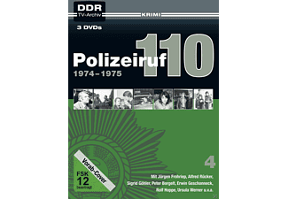 Polizeiruf 110 - Box 4 - (DVD)