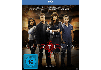 Sanctuary - Staffel 2 - (Blu-ray)