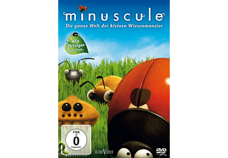 Minuscule Box - (DVD)