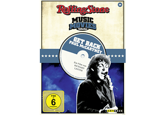 Get Back - Paul McCartney - Rolling Stone Music Movies Collection - (DVD)