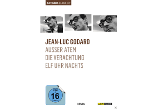 Jean-Luc Godard Arthaus Close-Up [DVD]