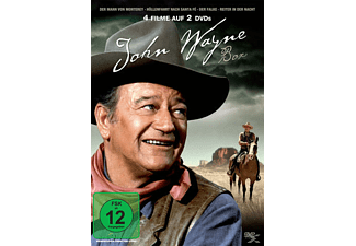 John Wayne Box - (DVD)