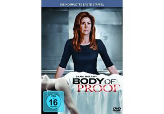 Body of Proof - Staffel 1 [DVD]