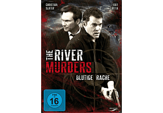 The River Murders - Blutige Rache - (DVD)