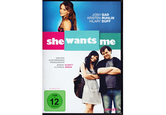 She Wants Me [DVD]