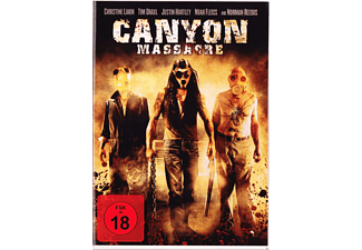 Canyon Massacre - (DVD)
