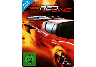 Redline (Limited Steelbook Edition) - (Blu-ray)