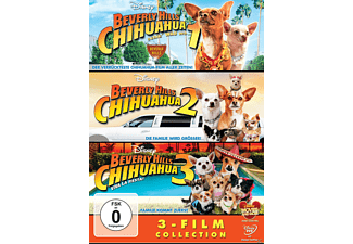 Beverly Hills Chihuahua 1-3 - (DVD)