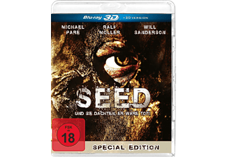 SEED (3D) [3D Blu-ray]