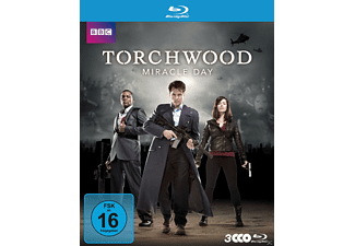 Torchwood - Miracle Day - (Blu-ray)