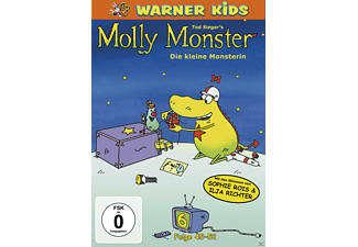 Molly Monster - Staffel 2 / Vol. 3 (Episoden 45-52) - (DVD)