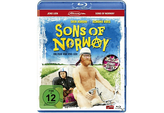 SONS OF NORWAY - (Blu-ray)