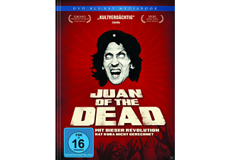 Juan of the Dead (Collectors Edition Mediabook) - (Blu-ray + DVD)
