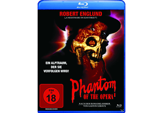 PHANTOM DER OPER - (Blu-ray)