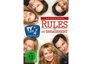 RULES OF ENGAGEMENT 3.SEASON - (DVD)