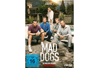 MAD DOGS - STAFFEL 1 [DVD]