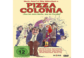 Pizza Colonia-Der Film - (DVD)