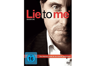 Lie to me - Staffel 1 [DVD]