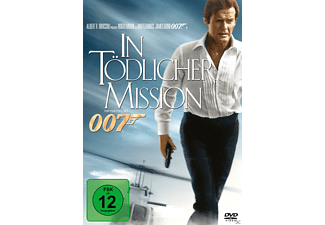James Bond 007 - In tödlicher Mission - (DVD)