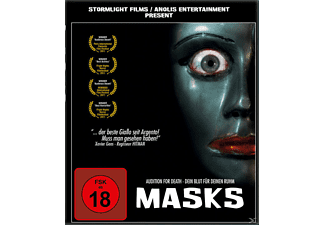 Masks [Blu-ray]