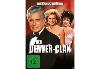 Der Denver-Clan - Staffel 7.1 [DVD]