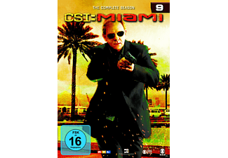 CSI: Miami - Staffel 9 (komplett) - (DVD)