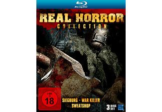 Real Horror Collection - (Blu-ray)