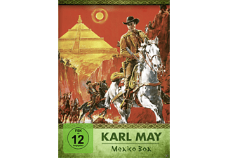 Karl May - Mexiko Box - (DVD)