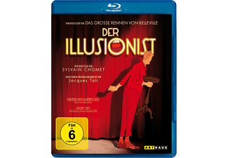 Der Illusinoist [Blu-ray]