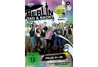 Berlin Tag & Nacht - Staffel 4 (Limited Fan-Edition) [DVD]