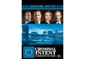 Criminal Intent - Verbrechen im Visier - Staffel 1.2 [DVD]