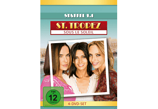 Saint Tropez - Staffel 4.1 [DVD]
