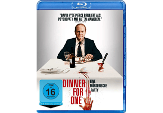 Dinner for One - Eine mörderische Party [Blu-ray]