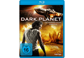 Dark Planet: The Inhabited Island + Rebellion - (Blu-ray)